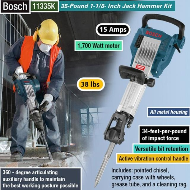 Where to find DEMO HAMMER,  35 LB IMPACT FORCE in Morton