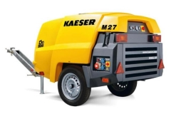 Rental store for COMPRESSOR, KAESER 90 CFM TOWABLE in Morton IL
