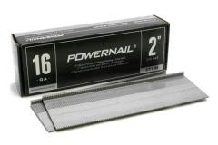 Rental store for POWER CLEAT NAIL, 16 GA, 2 , BOX 1000 in Morton IL