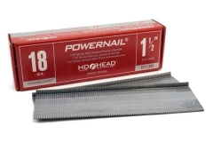 Rental store for POWER CLEAT NAIL, 18 GA, 1.5 , BOX 1000 in Morton IL