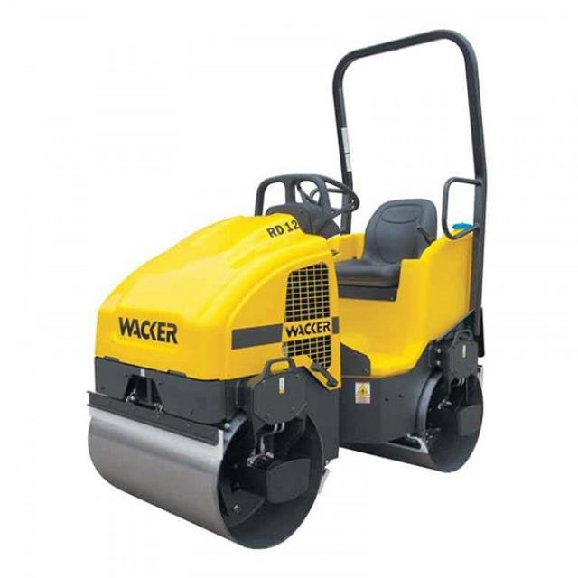 Where to find ROLLER, DOUBLE DRUM SMOOTH, 1 TON in Morton