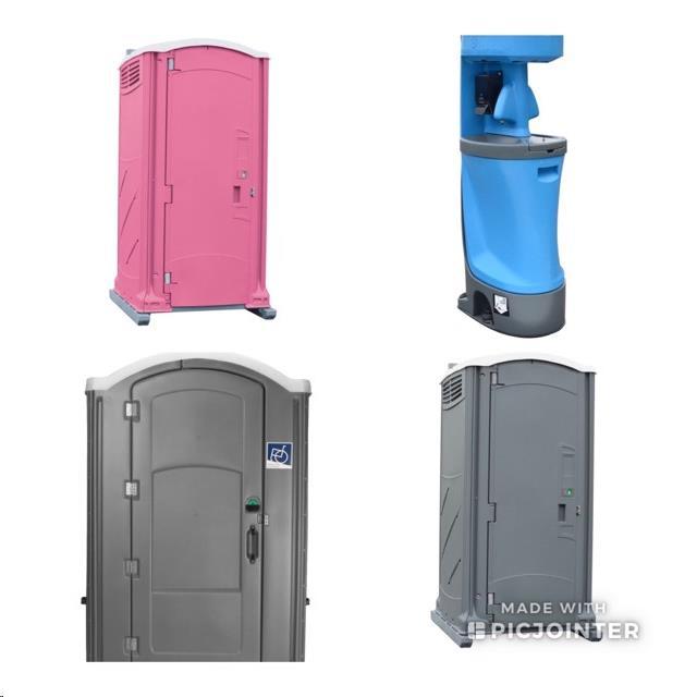 Rent Restrooms & Sinks