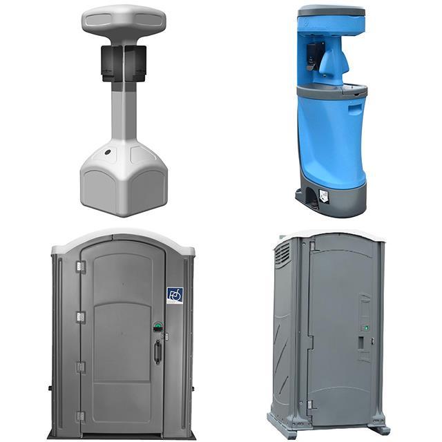 Rent Portable Restrooms & Sinks