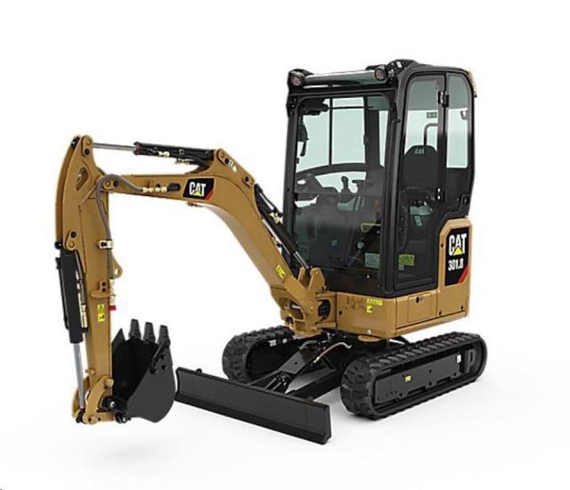 Rent Excavators & Attachments