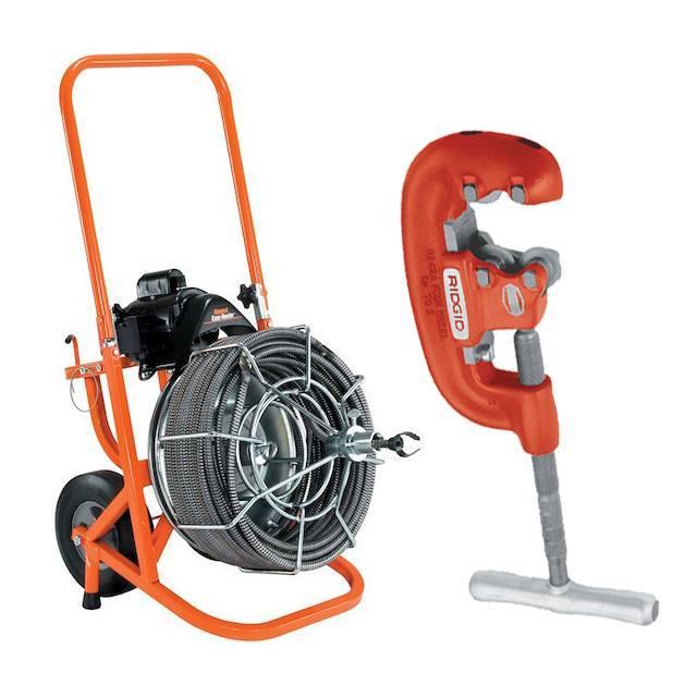 Rent Plumbing Equipment