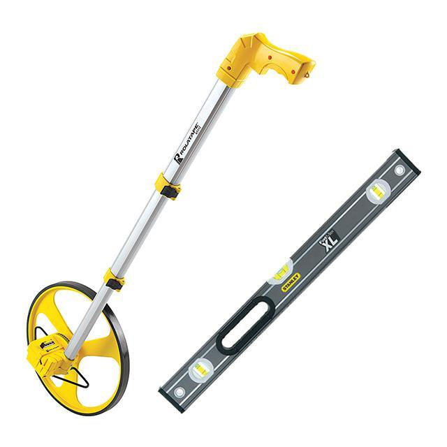 Rent Measuring/leveling Equipment