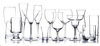 Rent Glassware