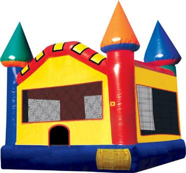 Rent Inflatables & Games