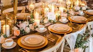 Rent Dinnerware & Chargers